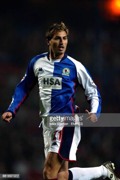 Dino Baggio Blackburn Rovers