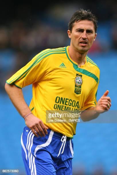 Dino Baggio Rest of the World XI