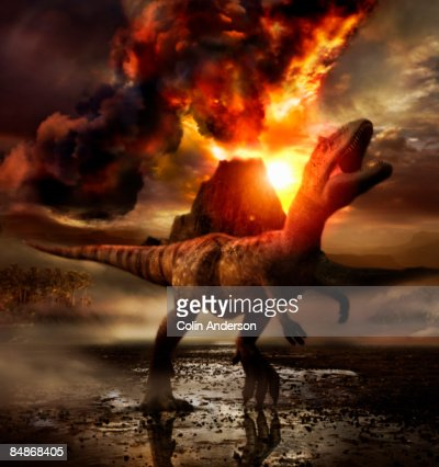 the causes of the dinosaurs extinction essay