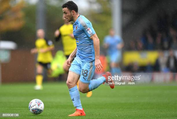 Diogo Jota of Wolverhampton Wanderers during the Sky Bet Championship match between Burton Albion and Wolverhampton at Pirelli Stadium on September...