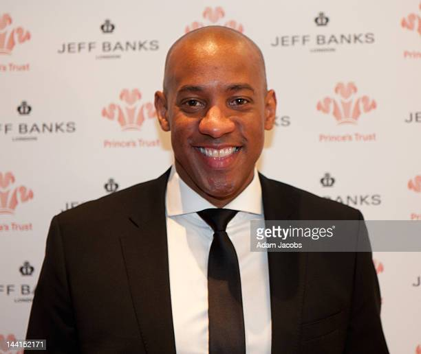 Dion Dublin attends The Prince's Trust Spring Ball at The Hurlingham Club on May 10 2012 in London England