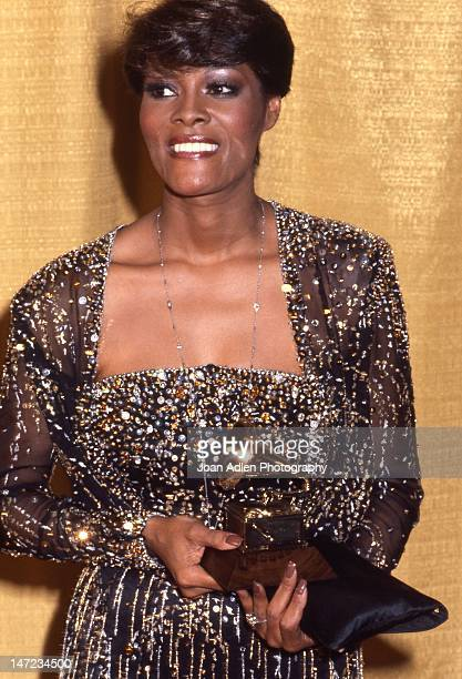 Dionne Warwick at the 22nd Annual GRAMMY Awards on February 27 1980 at the Shrine Auditorium in Los Angeles California