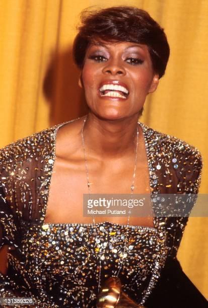 Dionne Warwick at the Grammy Awards New York 1979