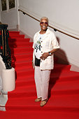 Dionne Warwick attends 'Dionne Warwick with AMBI Group' At The 69th Annual Cannes Film Festival on May 13 2016 in Cannes