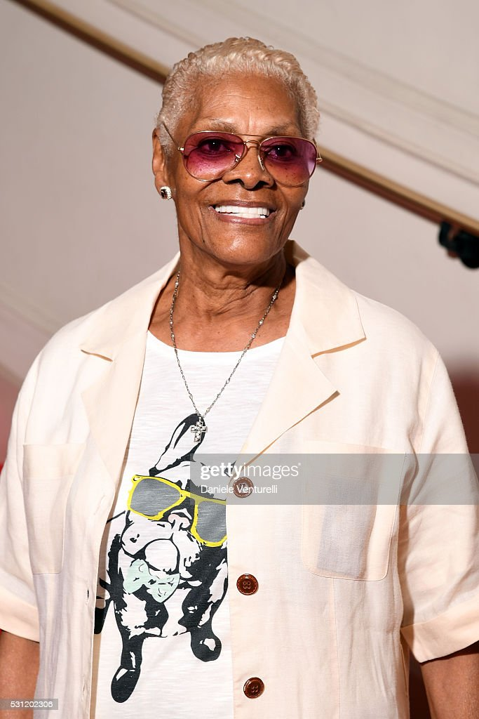 Dionne Warwick with AMBI Group At The 69th Annual Cannes Film Festival