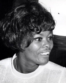 Dionne Warwick during Dionne Warwick File Photos by Galella c 19701990 United States