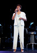 Dionne Warwick during HM Tower Of London Festival Of Music Presents Dionne Warwick July 6 2006 at HM Tower Of London in London Great Britain