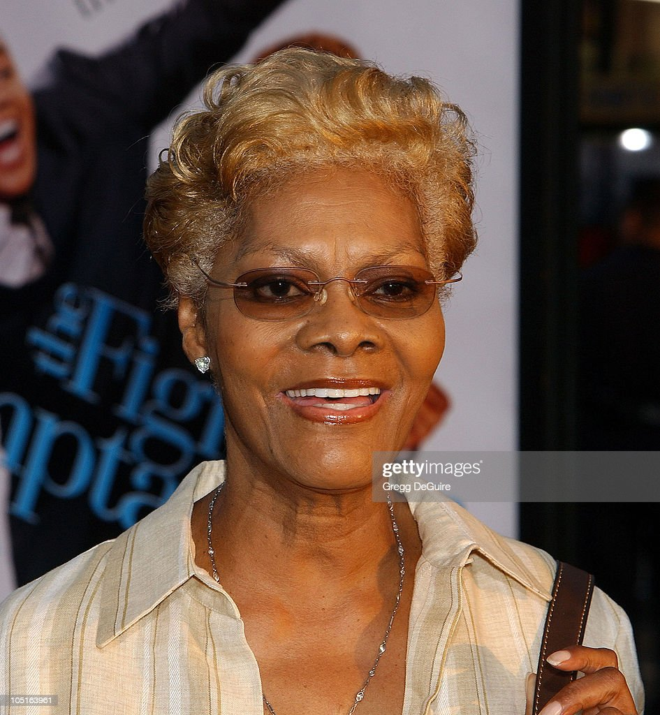 <a gi-track='captionPersonalityLinkClicked' href=/galleries/search?phrase=Dionne+Warwick&family=editorial&specificpeople=213111 ng-click='$event.stopPropagation()'>Dionne Warwick</a> during 'The Fighting Temptations' Premiere at Mann's Chinese Theatre in Hollywood, California, United States.