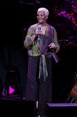 Dionne Warwick performs onstage at The 2014 Revlon Concert For The Rainforest Fund at Carnegie Hall on April 17 2014 in New York City