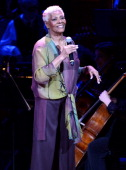 Dionne Warwick performs onstage during The 2014 Revlon Concert For The Rainforest Fund at Carnegie Hall on April 17 2014 in New York City
