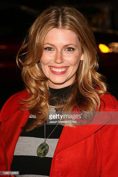 Diora Baird during 'Snakes on a Plane' Los Angeles Premiere Arrivals at GraumanIs Chinese Theatre in Hollywood California United States