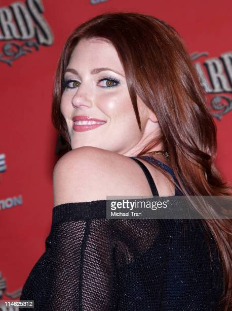 Diora Baird during Spike TV's 'Scream Awards 2006' Press Room at Pantages Theater in Hollywood California United States