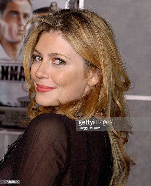 Diora Baird during Touchstone Pictures' 'Annapolis' World Premiere Arrivals at El Capitan Theatre in Hollywood California United States