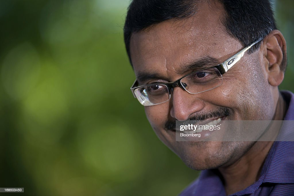 Dipchand 'Deep' Nishar, senior vice president products at LinkedIn Corp., smiles during a Bloomberg West television interview outside of the company's headquarters in Mountain View, California, U.S., on Thursday, May 9, 2013. The business-oriented network, which is celebrating its 10th anniversary, reported that revenue for the first-quarter of 2103 was $324.7 million, up from $188.5 million in the first quarter of 2012. Photographer: David Paul Morris/Bloomberg via Getty Images