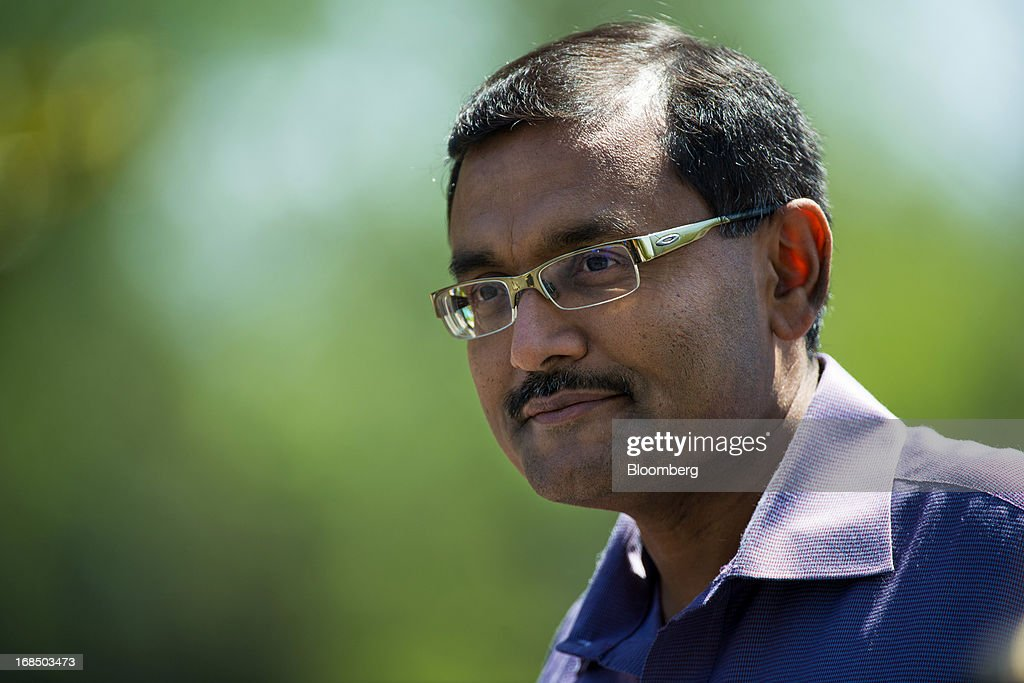 Dipchand 'Deep' Nishar, senior vice president products at LinkedIn Corp., waits to be interviewed on Bloomberg West television outside of the company's headquarters in Mountain View, California, U.S., on Thursday, May 9, 2013. The business-oriented network, which is celebrating its 10th anniversary, reported that revenue for the first-quarter of 2103 was $324.7 million, up from $188.5 million in the first quarter of 2012. Photographer: David Paul Morris/Bloomberg via Getty Images
