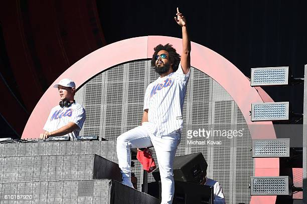 Diplo and Jillionaire of Major Lazer perform at the 2016 Global Citizen Festival in Central Park To End Extreme Poverty By 2030 at Central Park on...