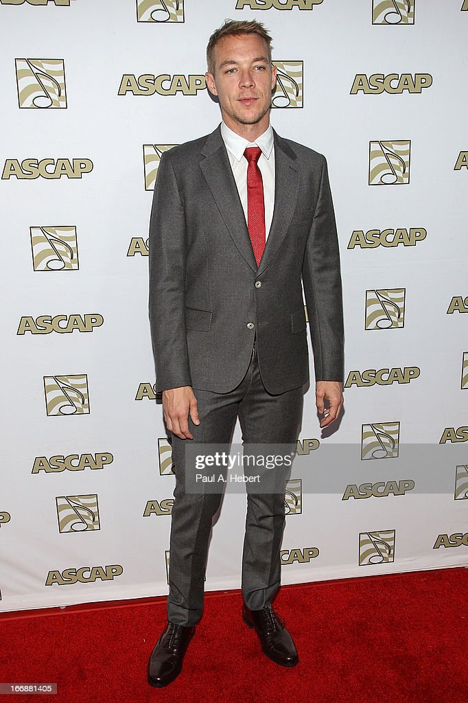 Diplo attends the 30th Annual ASCAP Pop Music Awards at Loews Hollywood Hotel on April 17, 2013 in Hollywood, California.