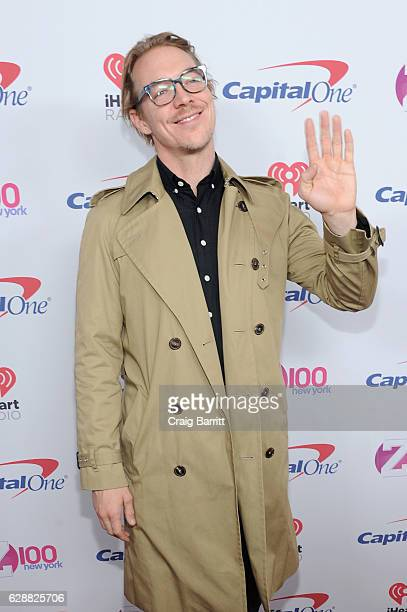 Diplo attends Z100's Jingle Ball 2016 at Madison Square Garden on December 9 2016 in New York City