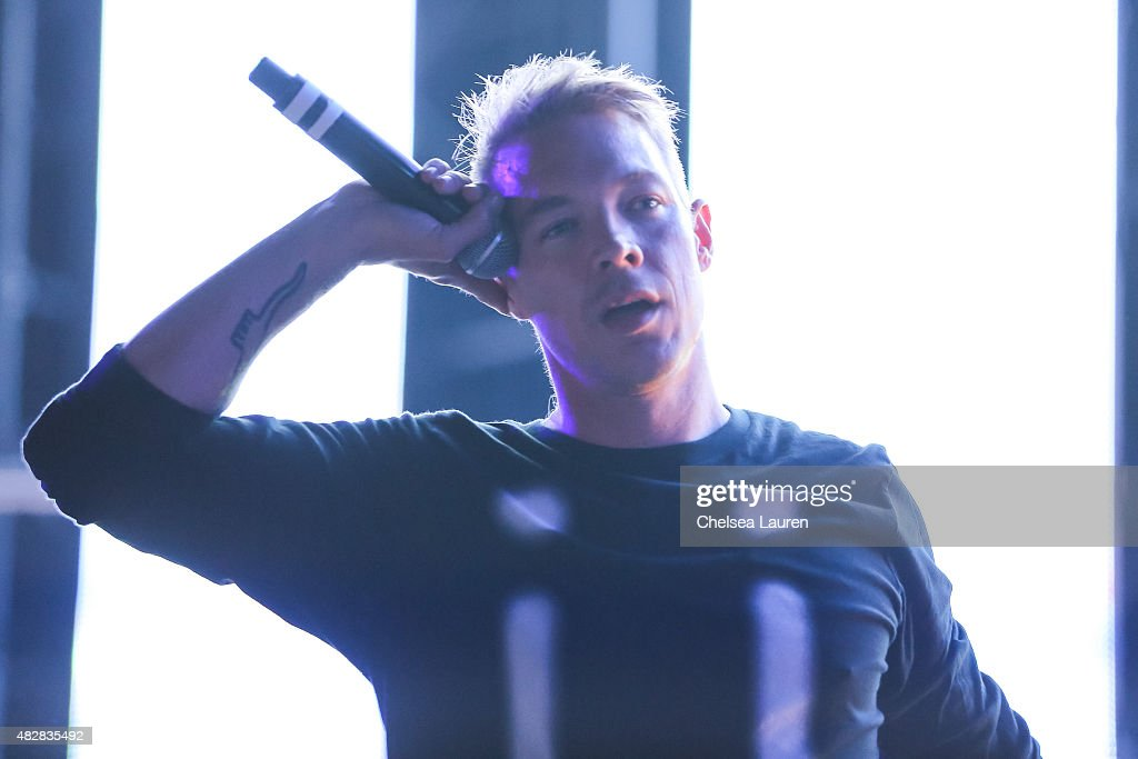 Diplo of Jack U performs during Hard Summer Music Festival at Fairplex on August 2 2015 in Pomona California