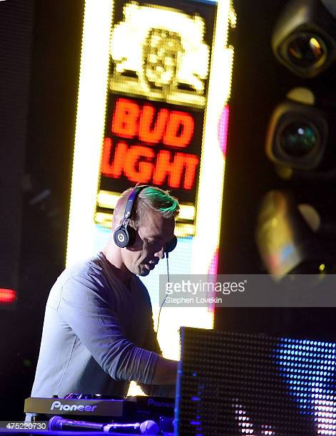 Diplo performs during Whatever USA on May 29 2015 in Catalina Island California Bud Light invited 1000 consumers to Whatever USA for a weekend full...