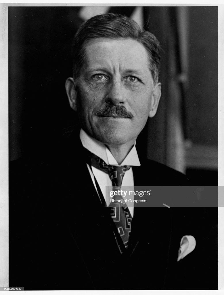 Diplomat Patrick Jay Hurley