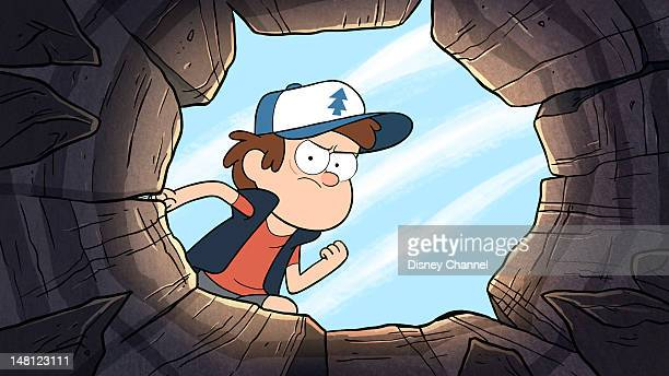 FALLS 'Dipper Vs Manliness' In a quest to attain manliness Dipper ventures into the forest to battle the notorious MultiBear Meanwhile Mabel tries to...
