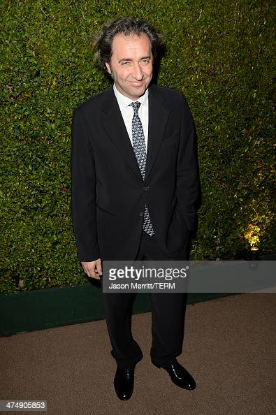 Dircetor Paolo Sorrentino attends 'Decades of Glamour' presented by BVLGARI on February 25 2014 in West Hollywood California