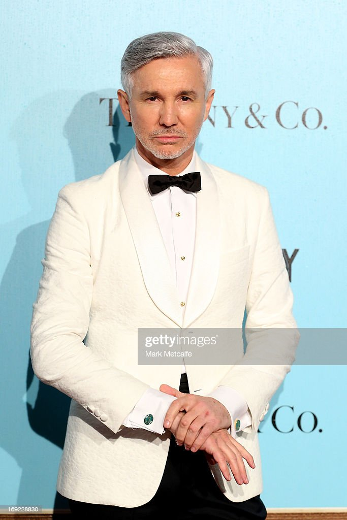 Directer Baz Luhrmann attends the 'Great Gatsby' Australian premiere at Moore Park on May 22, 2013 in Sydney, Australia.