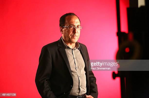 Director Abbas Fahdel attends the 53rd New York Film Festival 'Homeland' at Elinor Bunin Munroe Film Center on October 5 2015 in New York City
