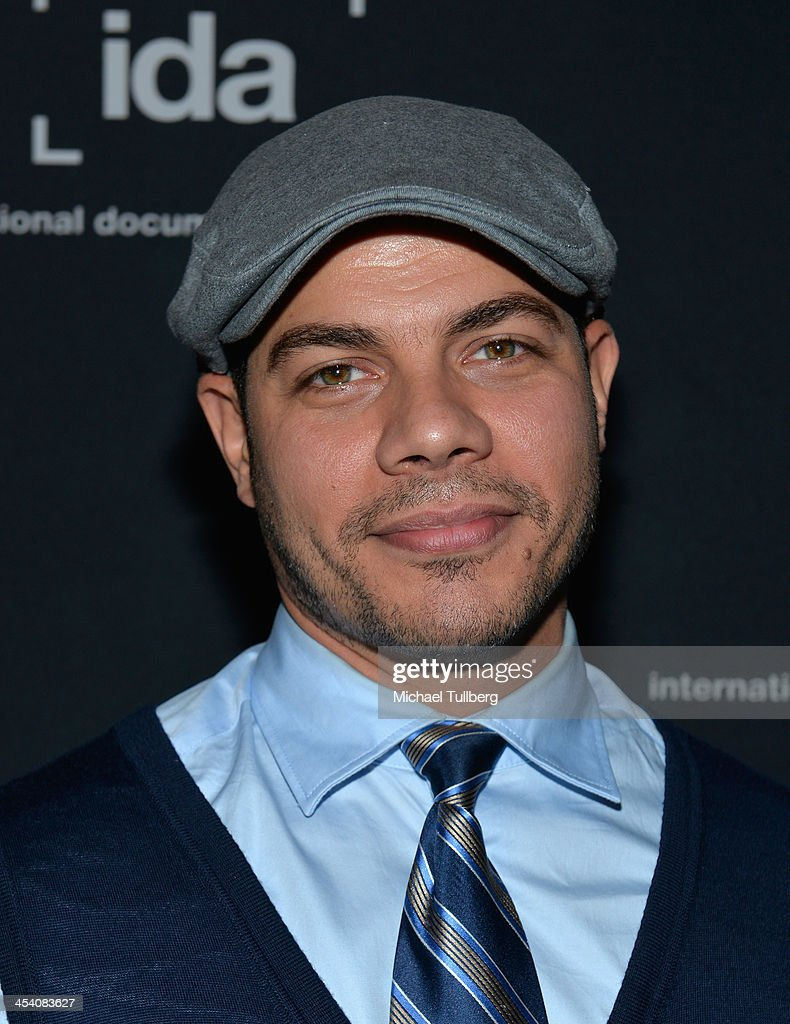 Director Abdallah Omeish attends the International Documentary Association's 2013 IDA Documentary Awards at Directors Guild Of America on December 6, 2013 in Los Angeles, California.