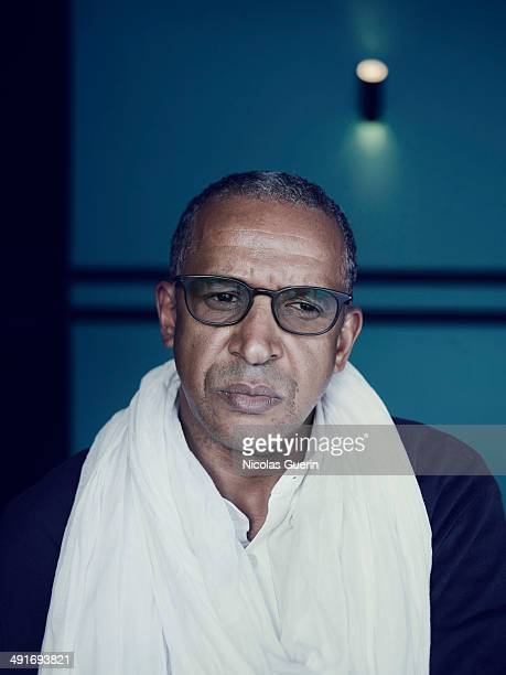 Director Abderrahmane Sissako is photographed for Self Assignment on May 16 2014 in Cannes France