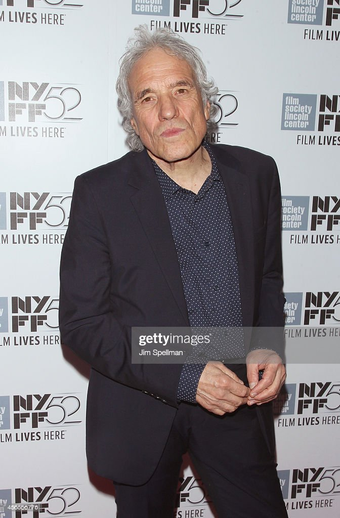 Director <a gi-track='captionPersonalityLinkClicked' href=/galleries/search?phrase=Abel+Ferrara&family=editorial&specificpeople=586297 ng-click='$event.stopPropagation()'>Abel Ferrara</a> attends the 'Heaven Knows What' Premiere during the 52nd New York Film Festival at Alice Tully Hall on October 2, 2014 in New York City.