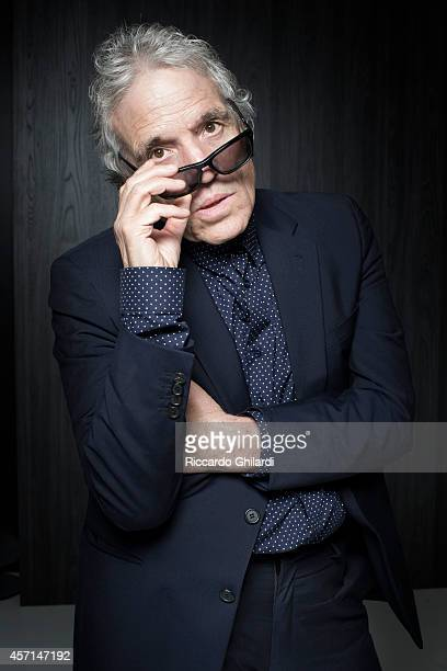 Director Abel Ferrara is photographed for Gioia Magazine in Venice Italy