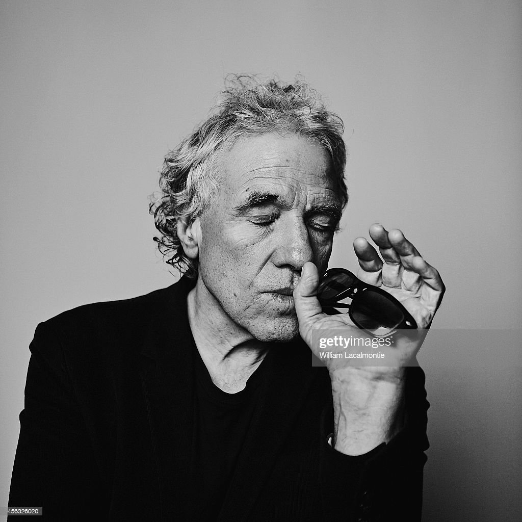 Director <a gi-track='captionPersonalityLinkClicked' href=/galleries/search?phrase=Abel+Ferrara&family=editorial&specificpeople=586297 ng-click='$event.stopPropagation()'>Abel Ferrara</a> is photographed for Self Assignment in San Sebastian, Spain.