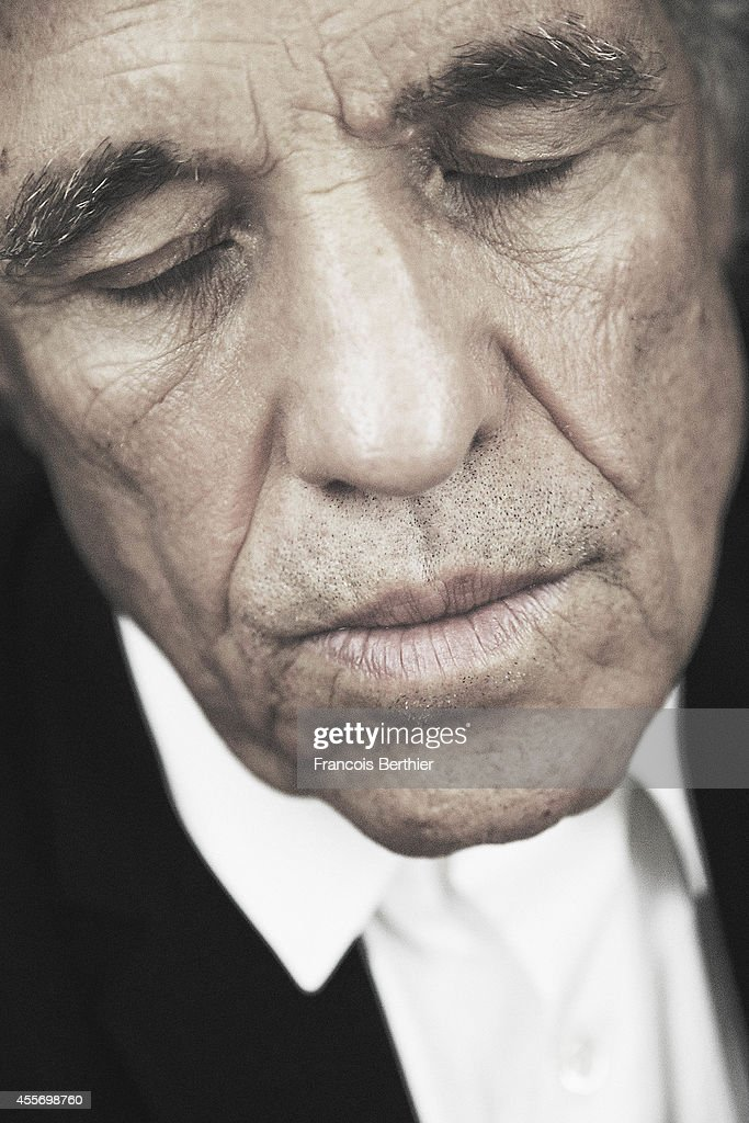 Director <a gi-track='captionPersonalityLinkClicked' href=/galleries/search?phrase=Abel+Ferrara&family=editorial&specificpeople=586297 ng-click='$event.stopPropagation()'>Abel Ferrara</a> is photographed for Self Assignment on September 12, 2014 in Deauville at Villa Cartier, France.