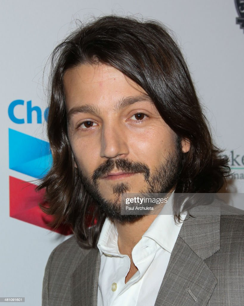Director / Actor <a gi-track='captionPersonalityLinkClicked' href=/galleries/search?phrase=Diego+Luna&family=editorial&specificpeople=213511 ng-click='$event.stopPropagation()'>Diego Luna</a> attends the Cesar Chavez Foundation's 2014 Legacy Awards dinner at Millennium Biltmore Hotel on March 28, 2014 in Los Angeles, California.