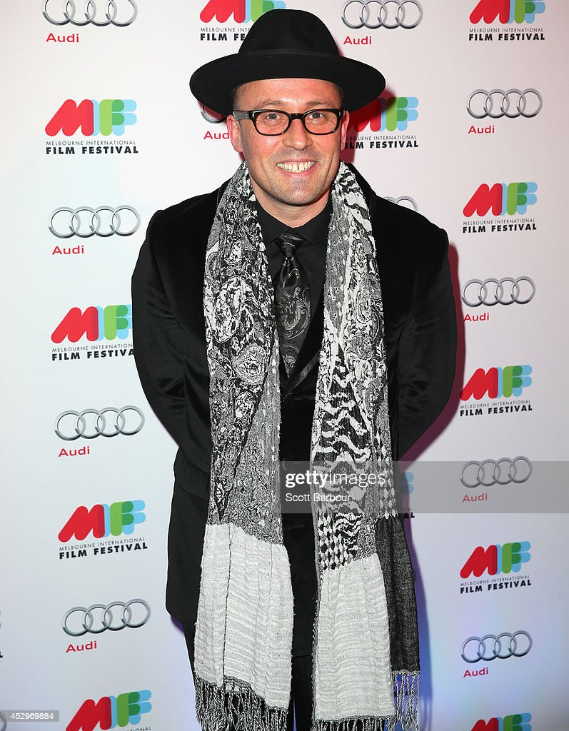 Director <a gi-track='captionPersonalityLinkClicked' href=/galleries/search?phrase=Adam+Elliot&family=editorial&specificpeople=239099 ng-click='$event.stopPropagation()'>Adam Elliot</a> attends the opening night of the 63rd Melbourne International Film Festival at Hamer Hall on July 31, 2014 in Melbourne, Australia.
