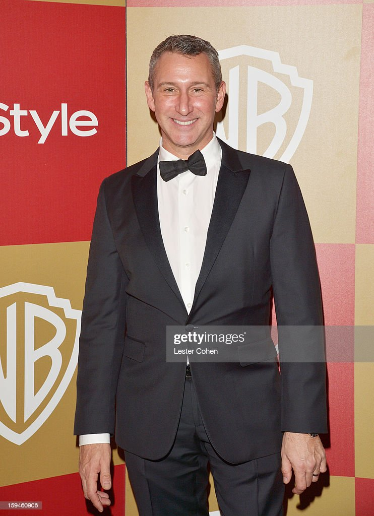 Director Adam Shankman attends the 2013 InStyle and Warner Bros. 70th Annual Golden Globe Awards Post-Party held at the Oasis Courtyard in The Beverly Hilton Hotel on January 13, 2013 in Beverly Hills, California.