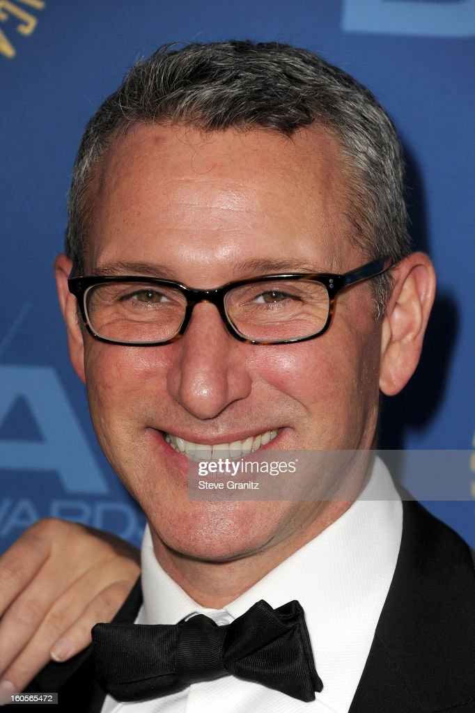 Director <a gi-track='captionPersonalityLinkClicked' href=/galleries/search?phrase=Adam+Shankman&family=editorial&specificpeople=1295239 ng-click='$event.stopPropagation()'>Adam Shankman</a> attends the 65th Annual Directors Guild Of America Awards at The Ray Dolby Ballroom at Hollywood & Highland Center on February 2, 2013 in Hollywood, California.