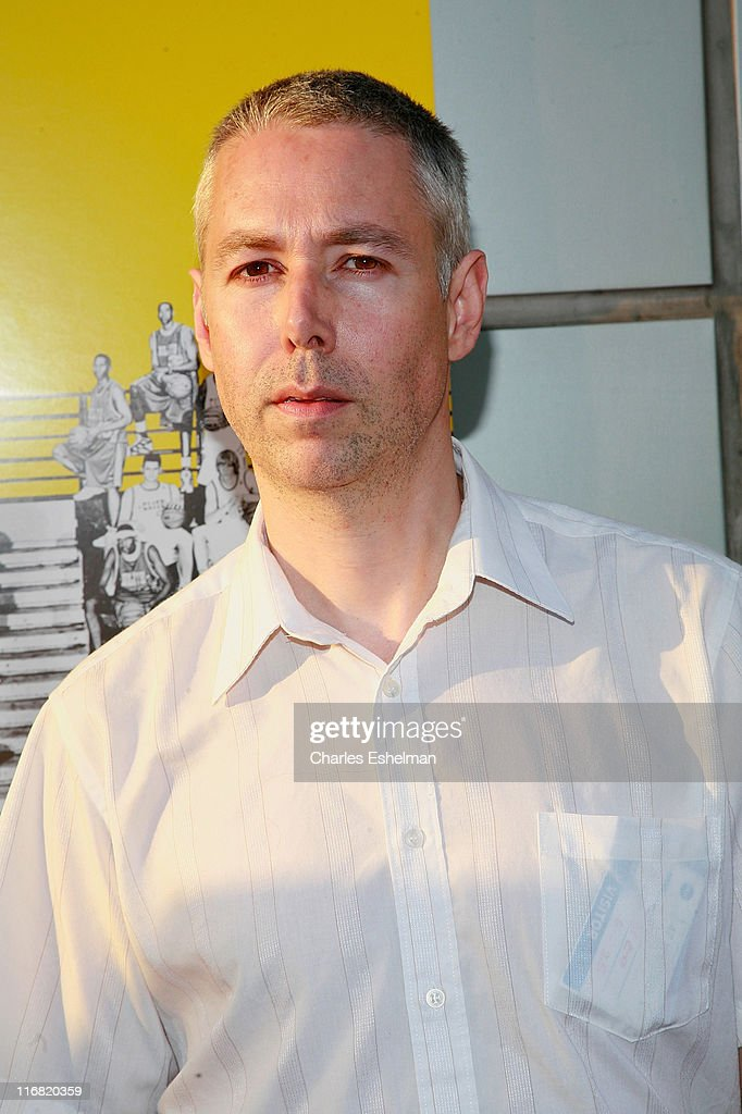 Director Adam Yauch arrives at the premiere of 'Gunnin' for That Spot' at the Magic Johnson Theatre on June 25 2008 in New York City