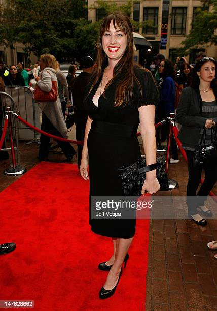 Director Adria Petty arrives at the 'Paris Not France' film premiere held at Ryerson Theatre during the 2008 Toronto International Film Festival on...