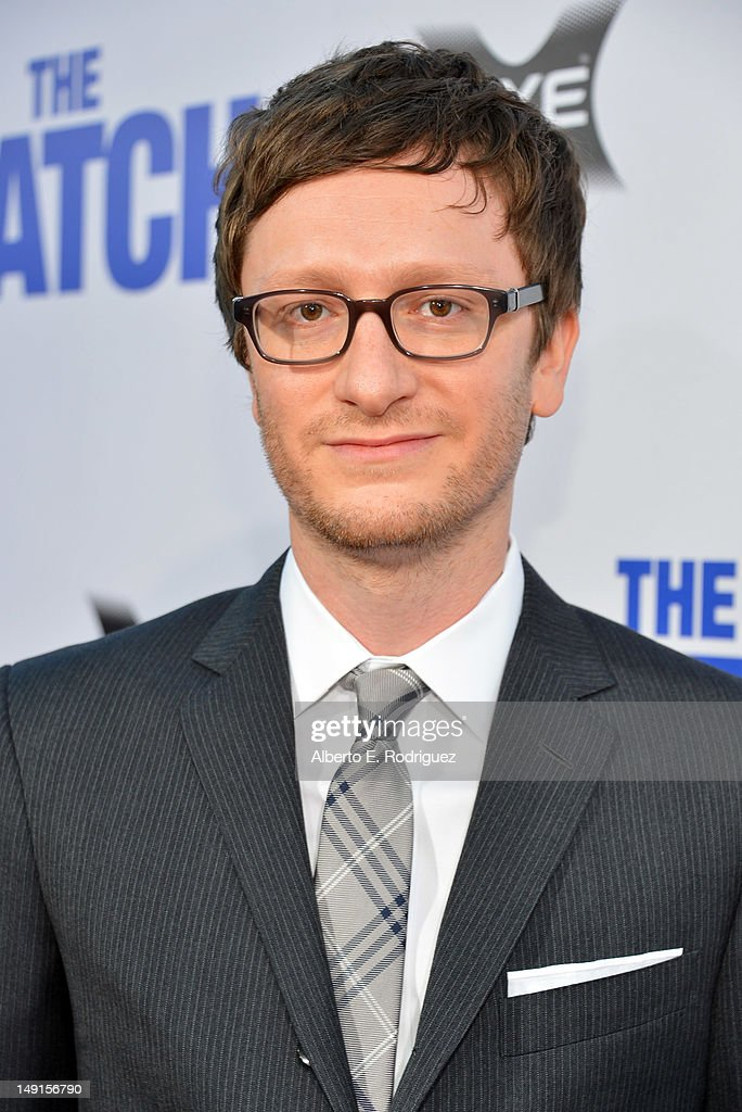 Director Akiva Schaffer arrives at the premiere of Twentieth Century Fox's 'The Watch' at Grauman's Chinese Theatre on July 23, 2012 in Hollywood, California.
