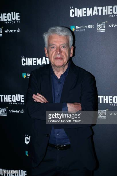 Director Alain Cavalier attends 'Vincent Lindon Retrospective' at la Cinematheque on May 31 2017 in Paris France
