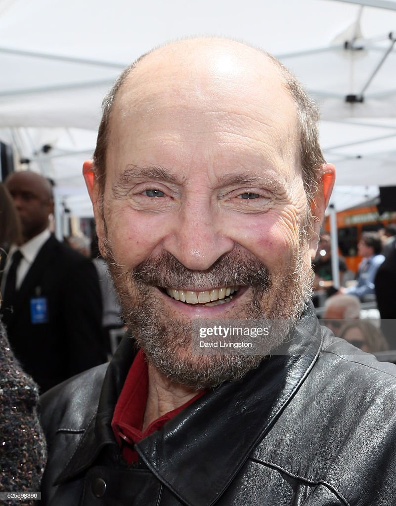Director Alan J. Levi attends Barbara Bain being honored with a Star on the Hollywood Walk of Fame on April 28, 2016 in Hollywood, California.