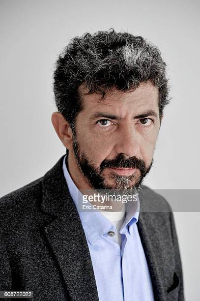 Director Alberto Rodriguez is photographed for Self Assignment on September 17 2016 in San Sebastian Spain