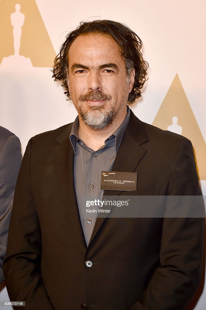 Director Alejandro Gonzalez Inarritu attends the 88th Annual Academy Awards nominee luncheon on February 8 2016 in Beverly Hills California
