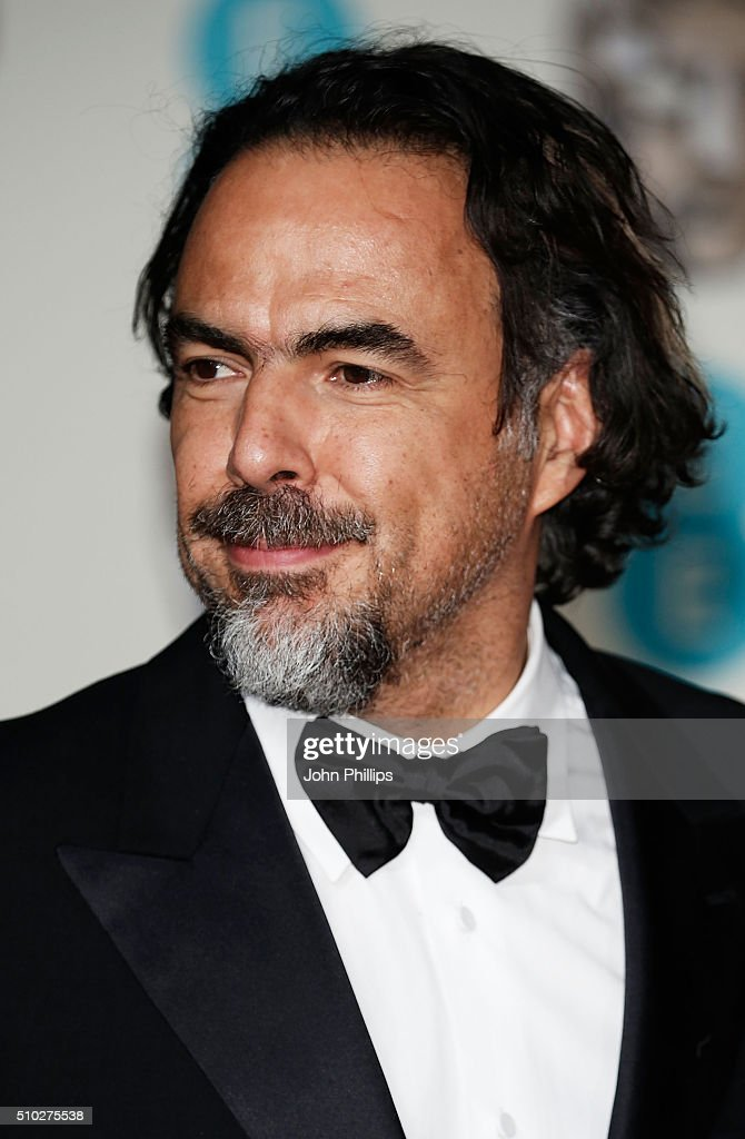 Director Alejandro Gonzalez Inarritu attends the official After Party Dinner for the EE British Academy Film Awards at The Grosvenor House Hotel on February 14, 2016 in London, England.