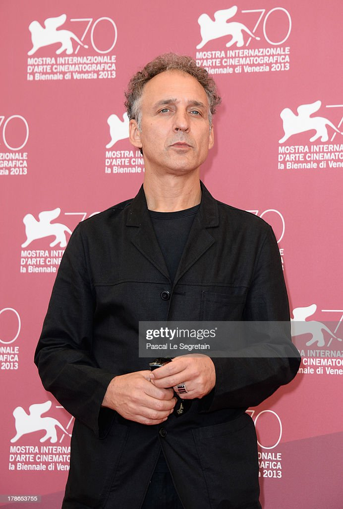 Director Alessandro Rossetto attends the 'Piccola Patria' Photocall during The 70th Venice International Film Festival at Palazzo Del Casino on August 30, 2013 in Venice, Italy.