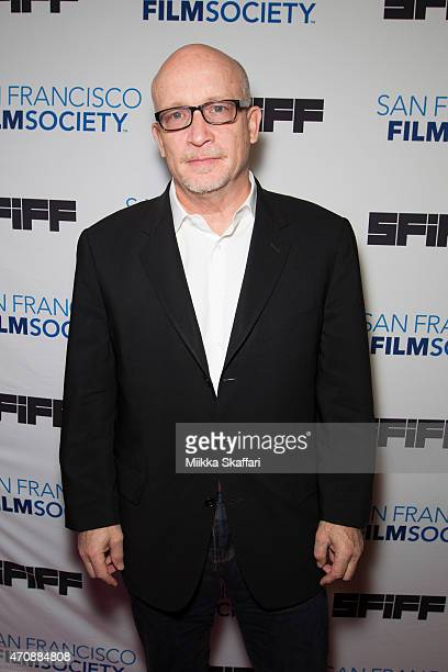 Director Alex Gibney arrives at the opening night premiere of 'Steve Jobs The Man In the Machine' at 58th San Francisco International Film Festival...