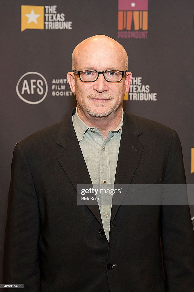 Director Alex Gibney attends a special screening of 'Going Clear: Scientology and the Prison of Belief' at the Paramount Theatre on March 10, 2015 in Austin, Texas.